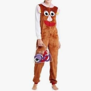 Mrs. Potato Head Onesie